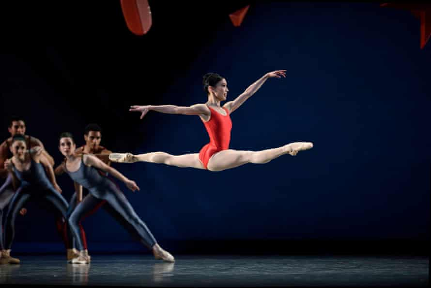 Frances Chung in the Shostakovich Trilogy.