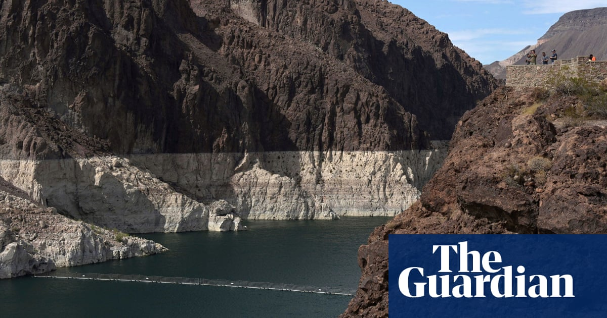 Lake Mead: largest US reservoir falls to historic low amid devastating drought