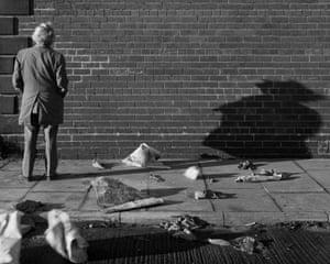 True love wall, Gateshead, 1975