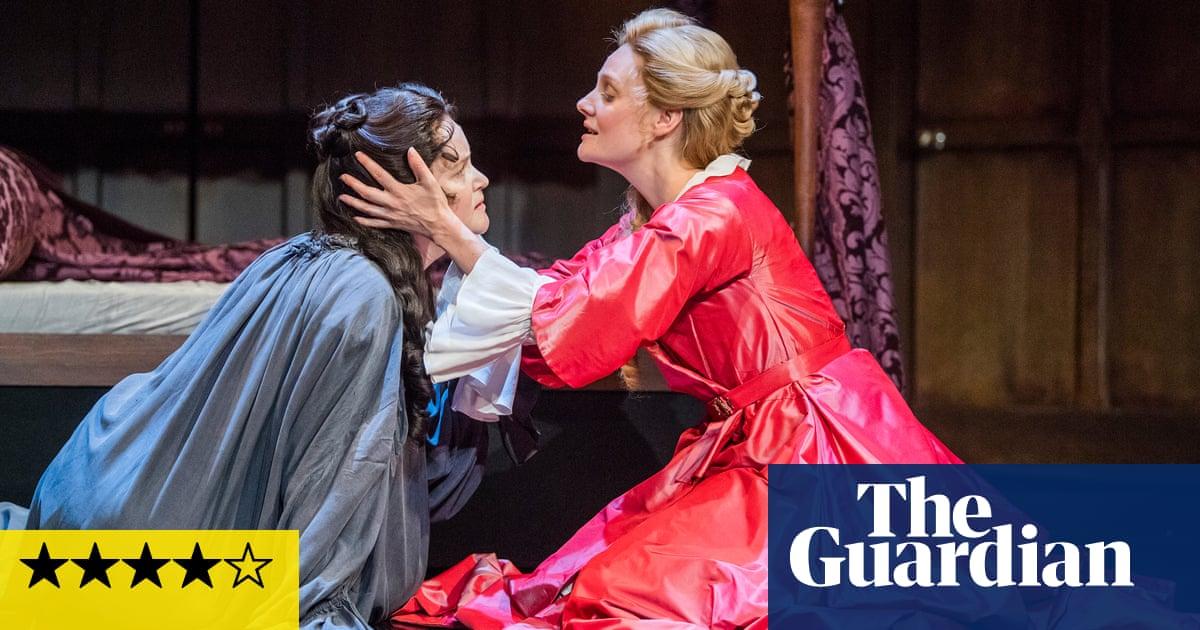 Queen Anne review – Romola Garai is a sensational schemer in