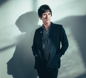 Johnny Marr, musician (Smiths founder and guitarist)