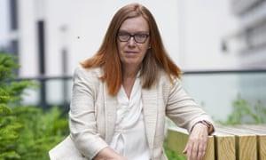 Sarah Gilbert, one of the creators of the Oxford/AstraZeneca vaccine.