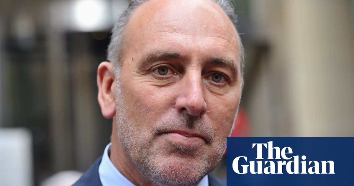Sexual abuse victim pursues Hillsong's Brian Houston over crimes of