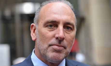 Sexual abuse victim pursues Hillsong's Brian Houston over crimes of his father