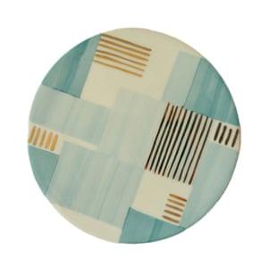 Ceramic coaster, £39 (set of six), by H.A.N.D Ceramics, lusophile.co.uk