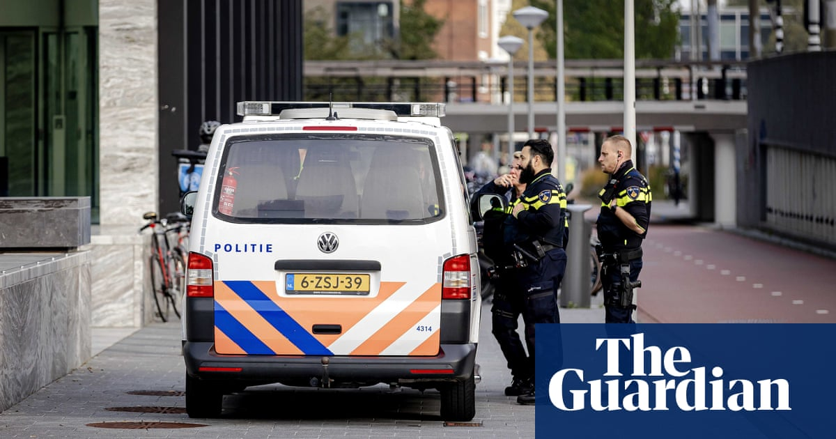Pistol linked to killing of Dutch reporter found in alleged getaway car, court told