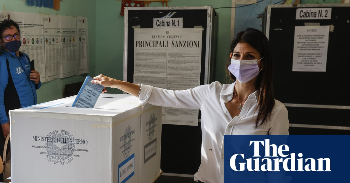 M5S mayor of Rome facing election defeat, exit polls suggest