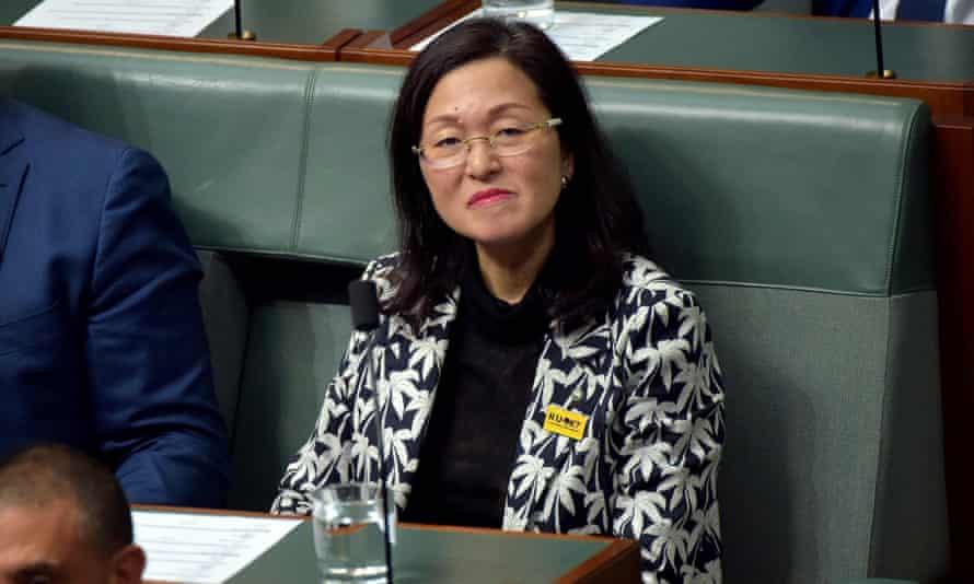 MP Gladys Liu