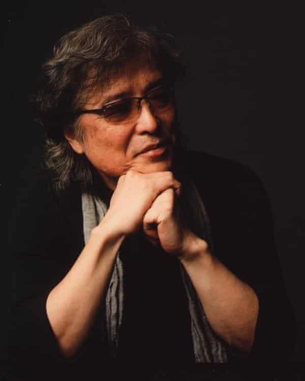 Soji Shimada, author of The Tokyo Zodiac Murders.