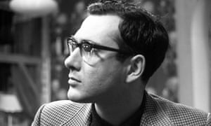Harold Pinter on Armchair Theatre, 1960.