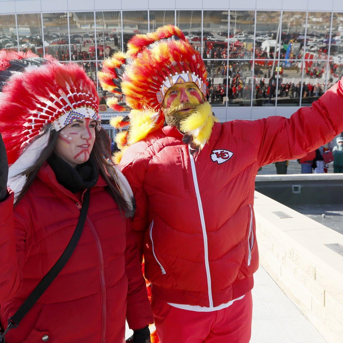 Kansas City Chiefs To Prohibit Native American Imagery At Arrowhead Kansas City Chiefs The Guardian