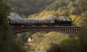 Steam trains are perfect for chilling kids out on Daydreams.
