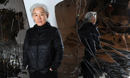 'A mirrored maze where you encounter infinite reflections of yourself' … Lee Bul at the Hayward Gallery, London.