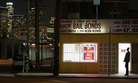 A bipartisan group of US Senators have also discussed legislation to outlaw cash bail nationwide, but it hasn't gained much traction.