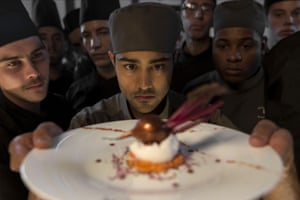 Manish Dayal in The Hundred-Foot Journey.