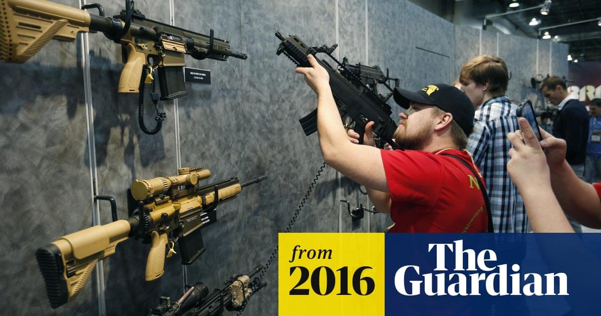 9b48d5506c6b Gun inequality  US study charts rise of hardcore super owners