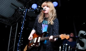 Ladyhawke plays at the Cockpit in Leeds before its closure in 2014.