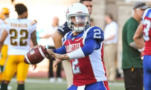 Image result for johnny manziel montreal