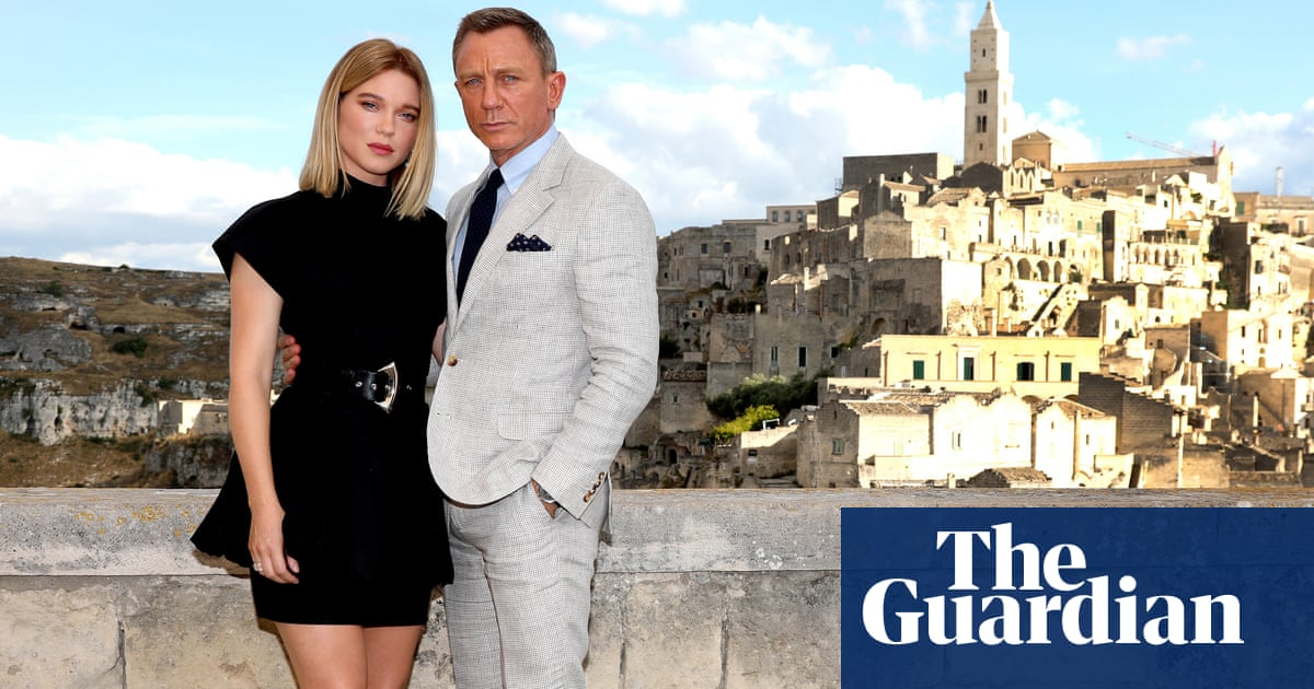 Matera: the gorgeous Italian hill town film-makers can't resist