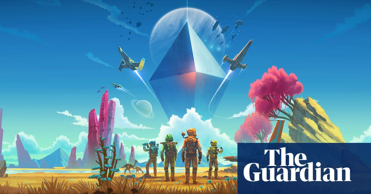 No Man's Sky developer Sean Murray: 'It was as bad as things can get'