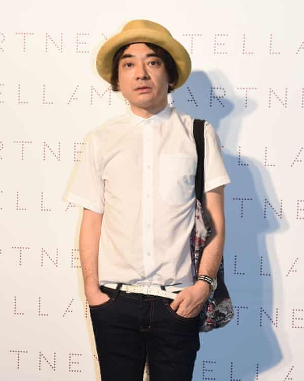 Keigo Oyamada, aka Cornelius