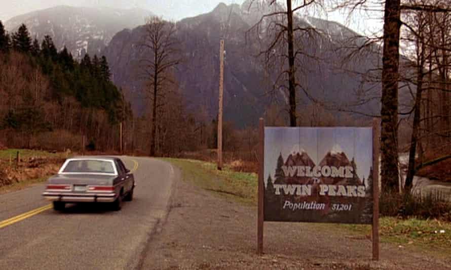 Damn fine coffee … Twin Peaks