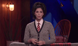 'He wielded his power with women in fucked up ways': Sarah Silverman on I Love You, America.