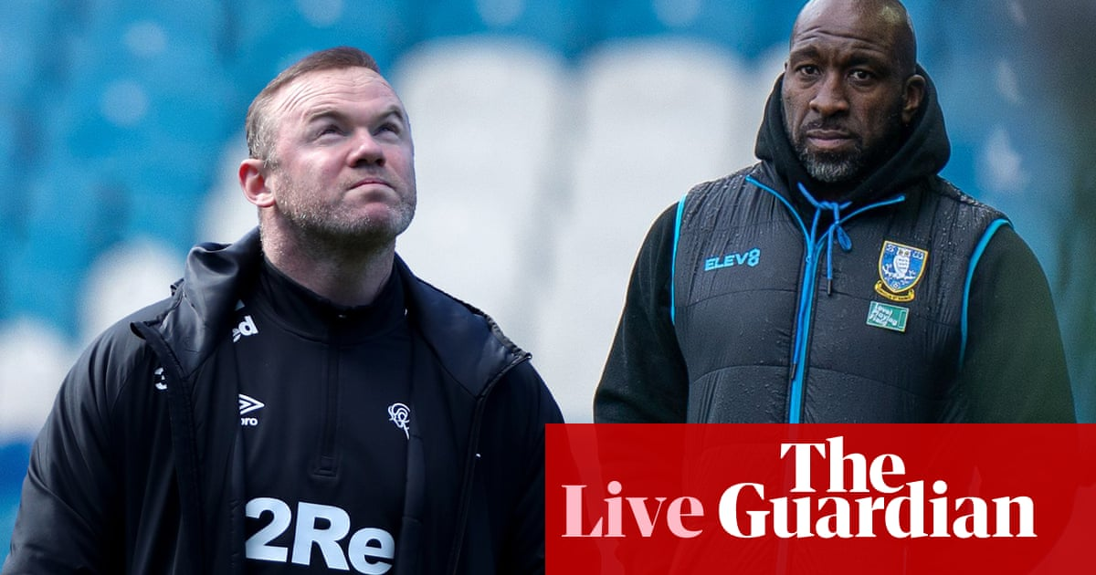 Derby v Sheffield Wednesday and more: Championship final day – live!