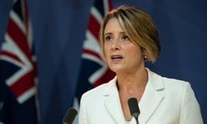 Labor's home affairs spokeswoman Kristina Keneally.