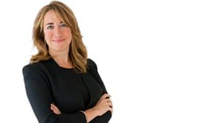 Katharine Viner, editor-in-chief at Guardian News & Media.