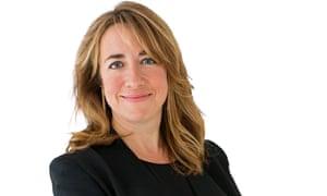 Guardian editor-in-chief Katharine Viner