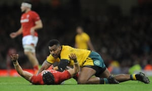 Wales's Leigh Halfpenny has not played since he was concussed by a tackle from Samu Kerevi, and has now been ruled out fora another three to five weeks.