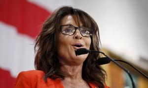 Sarah Palin speaks in Milwaukee
