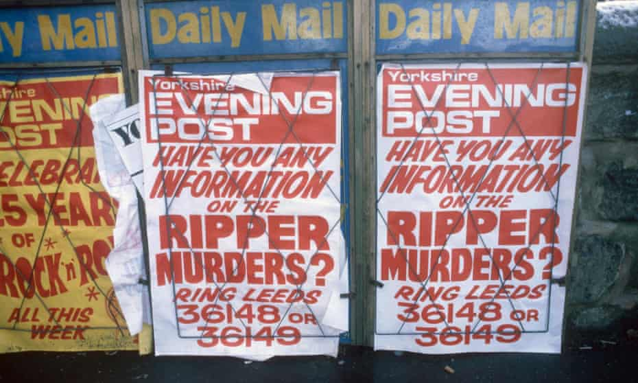 The Yorkshire Ripper Files: A Very British Crime Story.