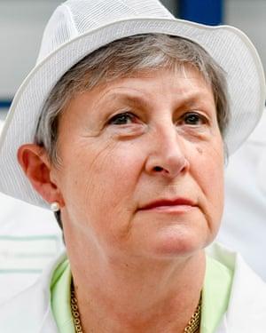 Gisela Stuart.