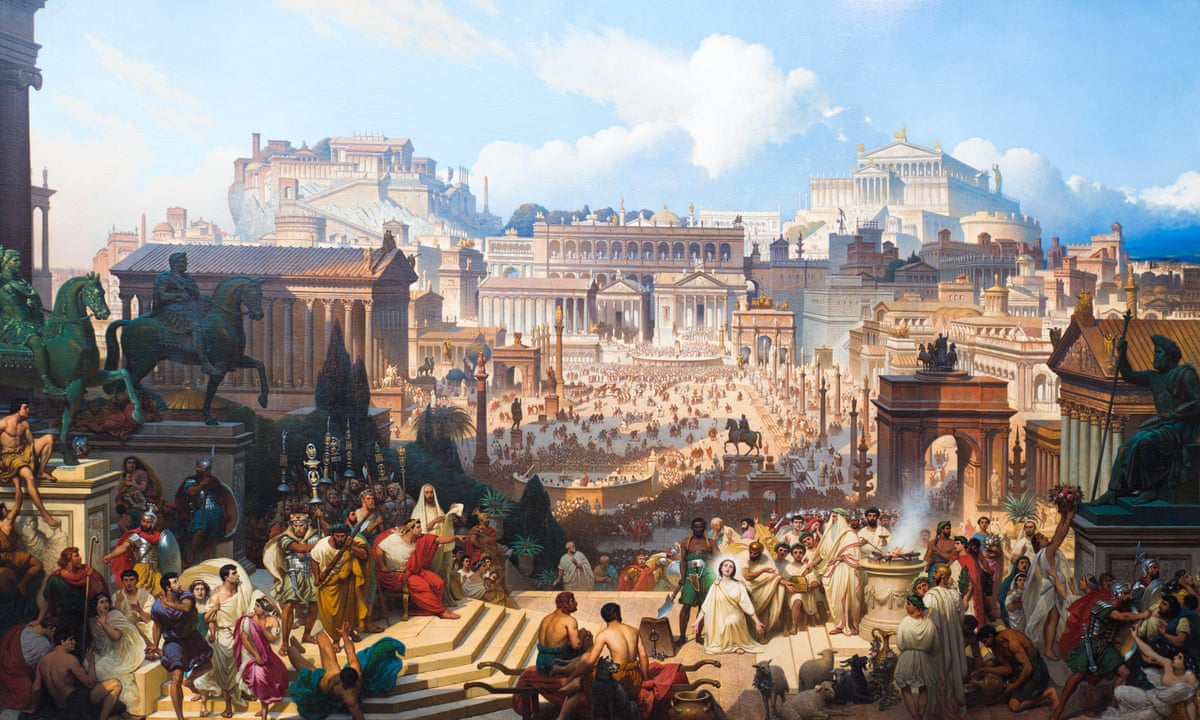Story of cities #2: Rome wasn't planned in a day … in fact it wasn't planned at all | Cities | The Guardian