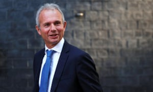 The secretary of state for justice, David Lidington.