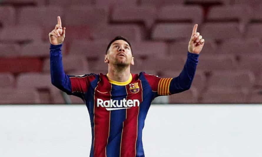 Lionel Messi made the difference for Barcelona once again, in their 2-1 win at home against Athletic Bilbao.