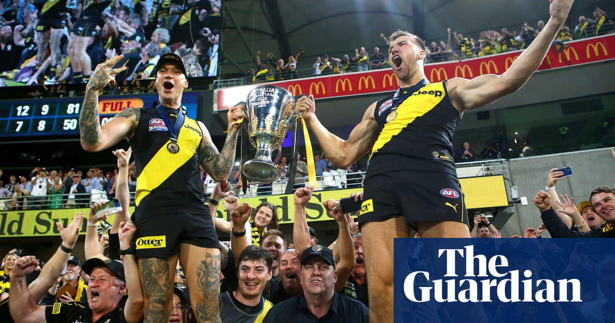Richmond down Geelong to win third premiership in four years and secure AFL dynasty