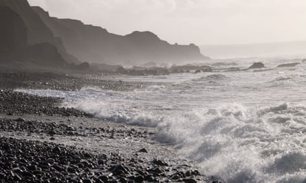 The sea is a constant presence in The Sing of the Shore. Photograph: Alamy