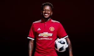 Midfielder Fred has joined Manchester United from Shakhtar Donetsk.