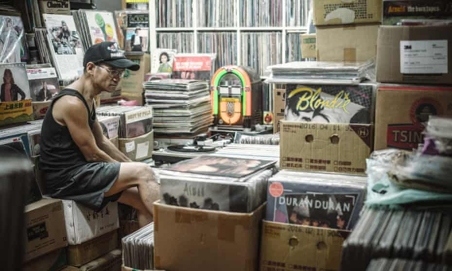 Vinyl Hero pr