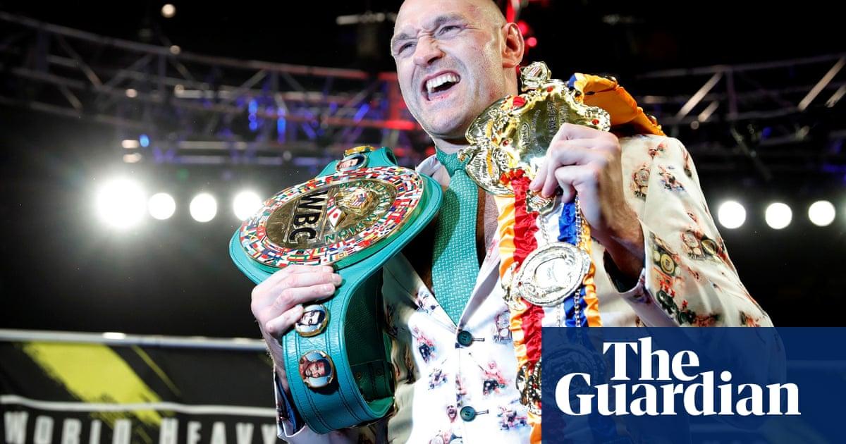 Tyson Fury expects Deontay Wilder rematch rather than Joshua showdown