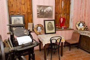 Georgia's communist past survives at 7 Kaspi Street.