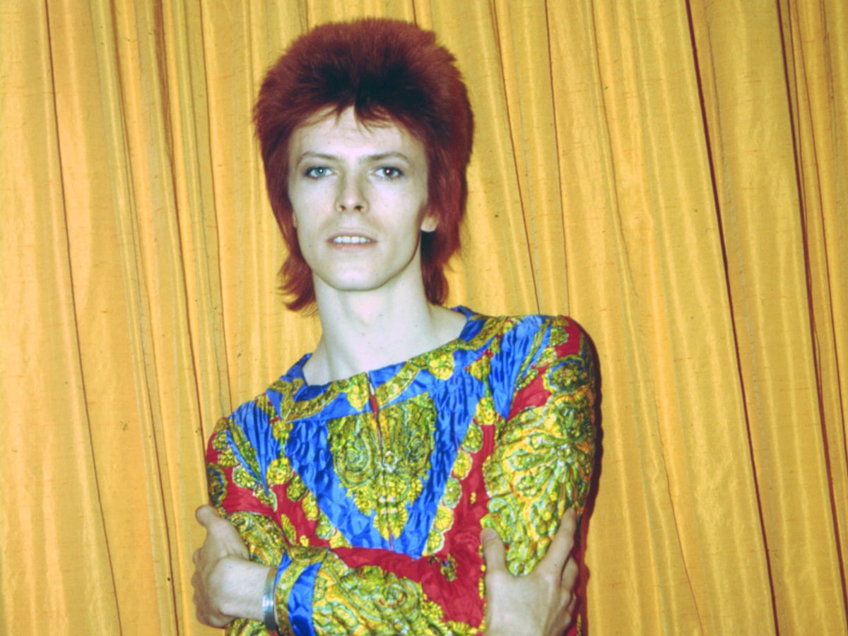 Watch the reworked video for David Bowie's Life on Mars | David Bowie | The  Guardian