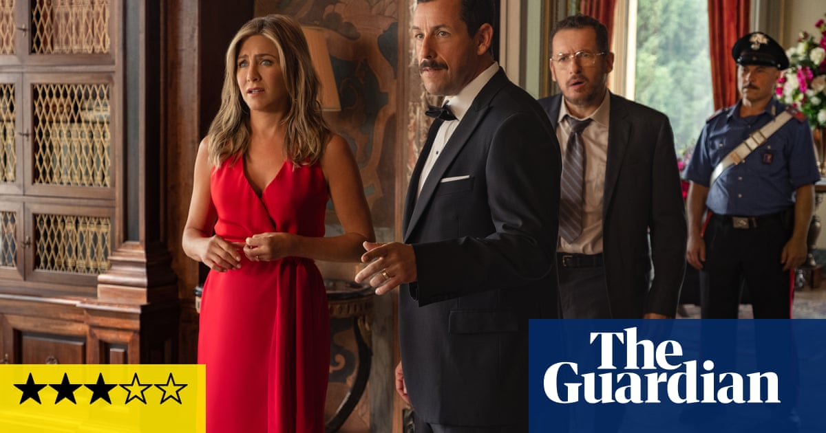 Murder Mystery review – Adam Sandler and Jennifer Aniston