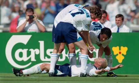 Remembering Euro 96: Gazza's goal, Three Lions ... and penalties | Simon Burnton