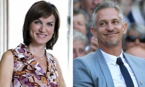 Fiona Bruce and Gary Lineker are likely to be among the BBC's top earners.