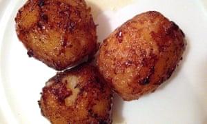 Bruno Loubet fondant potatoes