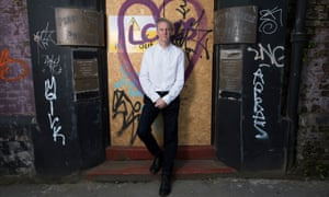 Poet Tony Walsh